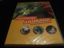 "DVD NEUF ""FASCINANTS ANIMAUX - LES ANIMAUX DE L'EXTREME"" documentaire"
