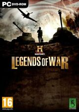 History Legends of War - PC - New & Sealed