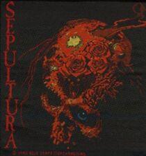 Sepultura beneath the restano Patch/ricamate 600256 #
