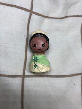 Disney Ooshies Series 1 Princess Tiana Rare Figure Toy Small Pencil Topper