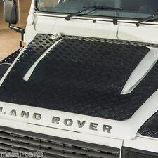 3mm Aluminium Chequer Plate for Land Rover Defender Puma Bonnets