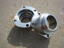 "NEW 9"" Inch Big Ford Old-Style 1/2 Billet Housing Bearing Ends - Rearend - Axle"
