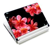 "Pink Flower Laptop Netbook Sticker Skin Decal For 13.3"" 14.5"" 15.4"" 15.6"" Laptop"