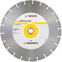 "BOSCH 12"" Universal Diamond Blade 300mm x 20 Bore Bosch Eco 2608615032"