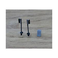 Painted Modern Traffic Lights Single Head - N gauge accessories P&D Marsh PDX69
