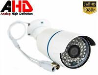 TELECAMERA AHD 3.6 MM 3 MPX 48 LED CCD IR PAL VIDEOSORVEGLIANZA 1080p