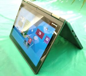 Lenovo Yoga-Type 20CD Laptop/Tablet i5-One Careful Owner-Good Condition