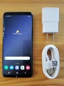 Samsung Galaxy S9 - SM-G960W - 64GB - GSM UNLOCKED - (item#222)