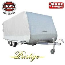 Caravan Pop Top Cover with Rear Door 3.7m-4.07m 12'-13' Prestige Protects CPV13R