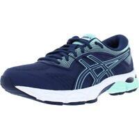 Asics Womens Gel-Enhance Ultra 5 Blue Running Shoes 9 Medium (B,M) BHFO 7103