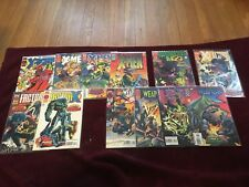 Age of Apocalypse comic lot Astonishing X-Men Weapon X 1-4 Factor X 1 3 more