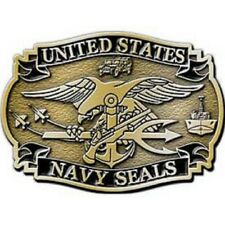 US Navy Seals Belt Buckle NEW!!! NEW!!! NEW!!!