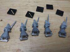 Games Workshop Warhammer High Elves Metal Sword Masters