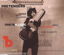 THE PRETENDERS - Human (UK 3 Track CD Single)