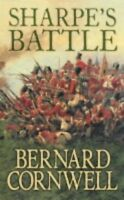 BERNARD CORNWELL __ SHARPE'S BATTLE __ BRAND NEW ___ FREEPOST UK
