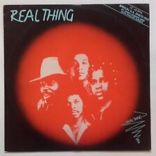 "12"" Real Thing – Boogie Down (Get Funky Now) (Special U.S. Disco Mix) Yellow Wax"