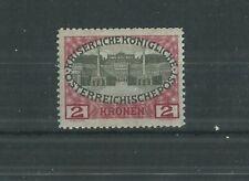 AUSTRIA 1908 2k MLH