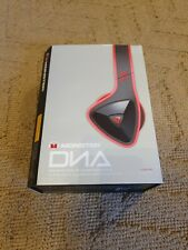 Monster DNA On Ear Headphones - RARE -  Laser Pink