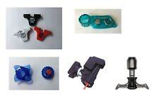 Accessoires toupies Beyblade Takara Tomy au choix - neuf -  lettre