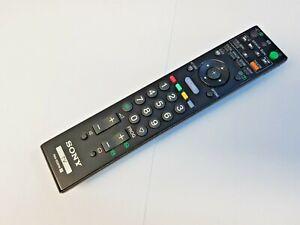 Télécommande  Sony TV RM-ED016 testé et nettoyé KDL-46 52 40 32 42 lcd led tft