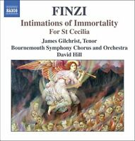 GILCHRIST:BOURN SO:HILL - INTIMATIONS OF IMMORTALITY [CD]