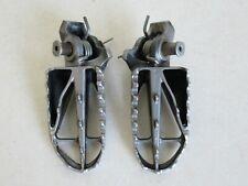 Footpegs Left Right Foot Peg Step fits 2002-2012 Honda CRF450 50611-KZ4-J40