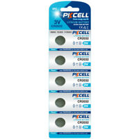 5 Pack Batteries CR2032 5004LC 20 × 3.2mm FREE SHIPPING - US SELLER