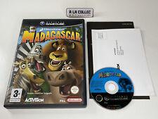 Madagascar - Jeu Nintendo Gamecube (FR) - PAL - Sans notice