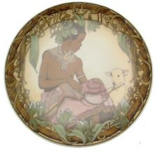 Heinrich collector plate Children of the World UNICEF - Africa - CP1140 - No 3