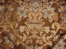 New listing 5-1/2Y Kravet Couture 29295 Kentfield Shale Floral Urn Damask Upholstery Fabric