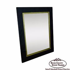 "Jonathan Charles Alexander Julian Collection ""Homespun"" Accented Beveled Mirror"