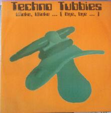 """12"""" Maxisingel Vinyl, Techno Tubbies   """"Winke, Winke  (Bye, bye) """"  PPP 001"""