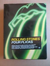 [DVD] The ROLLING STONES - Four Flicks  - Coffret 4 DVD
