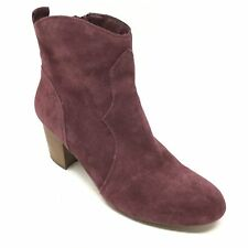 0ac221aa572 Steve Madden Suede Ankle Boots for Women for sale | eBay