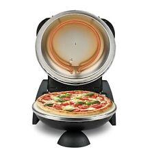Pizzamaker Pizzaofen Express G3-Ferrari Italy Pizza in 3 min fertig Schwarz NEU