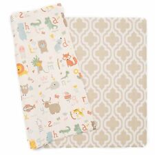 Baby Care Play Mat - Haute Collection (Medium, Moroccan - Beige) - Play Mat for