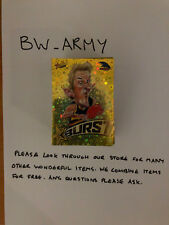 2018 AFL Select Footy Stars Yellow Starburst Complete Set 72 cards FREE POSTAGE