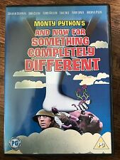 Monty Python's AND NOW FOR SOMETHING COMPLETELY DIFFERENT ~ 1971 Comedy UK DVD