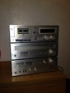 A Technics stack system - includes M8 tape deck / ST ZIL / SU-Z2