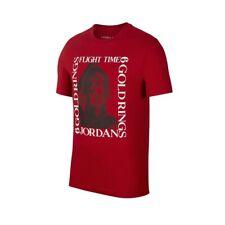 Jordan Men's Nike MJ Flight Time Graphic Tee