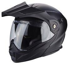 Scorpion Adx-1 Solid Moto modulable Enduro - Mat Noir L
