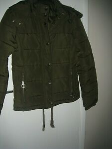 Topshop Womens Coat Size 8 Winter, Casual, Stylish  ***B332***