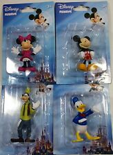 Disney Mickey Mouse Minnie Goofy and Donald Duck Cake Toppers Figurines