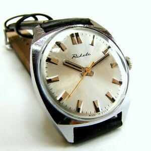 RAKETA vintage watch made in USSR from 1970s   The Russian Retro