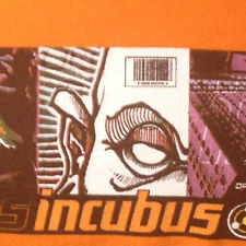 2001 Incubus Rock Band Tour T Shirt Drive Open Arms Eyes Xl Morning View Vintage