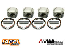 Cosworth YB 0.5mm IAPEL set of 4 FORGED WRC / Long rod pistons inc pins & rings