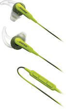 New listing Bose® - SoundSport® In-Ear Headphones (iOs) - Energy Green