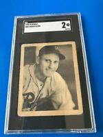 1939 Playball Charles Klein SGC HOF