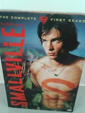 Smallville - The Complete first season DVD set 2003 -untested