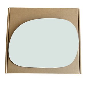 Replacement Mirror Glass for 1997-2003 Ford F-150 Driver Left Side LH 2706 Flat